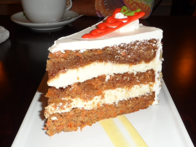Healthy Chocolate Carrot Cake